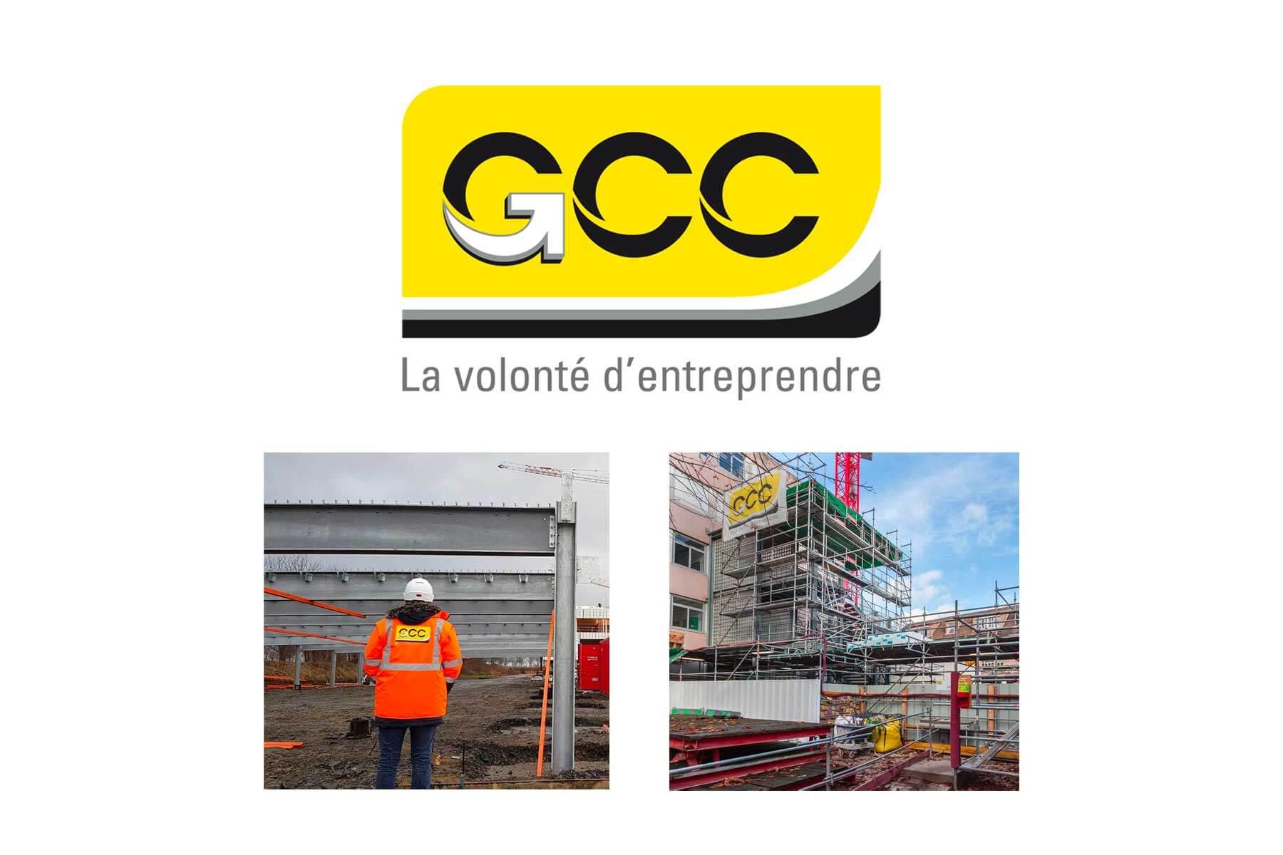 refonte du logo GCC